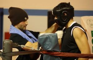 lfoto di boxe - consigli prima dell'incontro