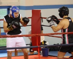 foto di boxe