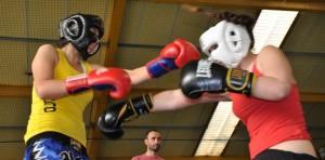 boxe al femminile
