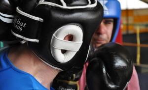 boxe match milano 21 maggio 2011 facce da boxe