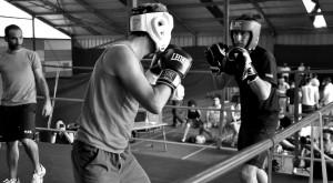 boxe match milano 21 maggio 2011 bianco e nero