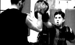 la boxe per ragazzi